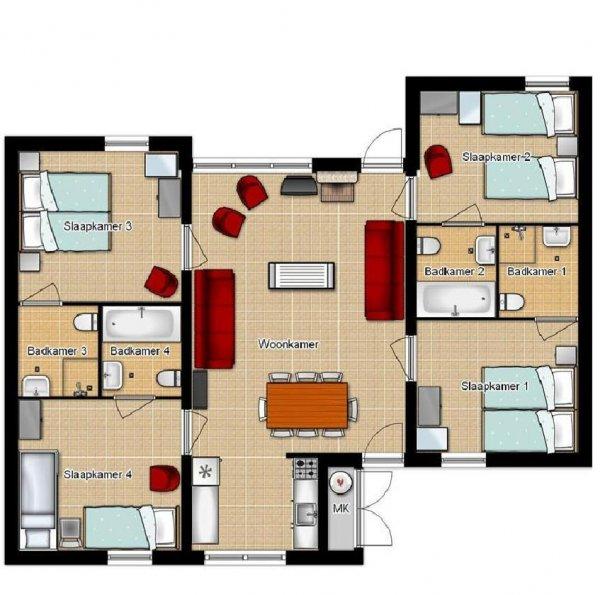 Goedkoop of luxe vakantiehuisje in Lochem huren