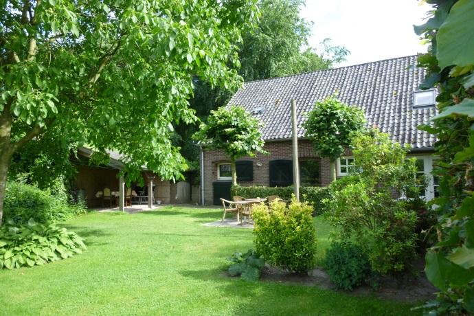 vakantiehuisje Nederland